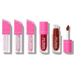 Morphe x Jeffree Star Iconic Bolds Lip Collection